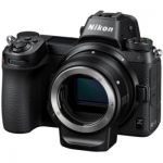 image produit Nikon Z 6II + bague d'adaptation FTZ, Appareil Photo Numérique Hybride Plein Format (24,5 MP, 4K/30p, rafale 14 i/s, stabilisation sur capteur 5 axes, double slots SD & XQD ou CFexpress) - livrable en France