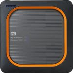 image produit Disque dur interne Western Digital My passport Wireless 1To Gris