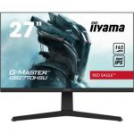 "image produit Écran PC 27"" Iiyama G-Master Red Eagle G2770HSU-B1 - full HD, LED IPS, 165 Hz, 0.8 ms, FreeSync"
