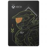 image produit Seagate Game Drive for Xbox Halo - Master Chief, 2 To, Disque Dur Externe Portable HDD - USB 3.2, Conçu Pour Xbox One, Xbox Series X et Xbox Series S, services Rescue valables 2 ans (STEA2000431)