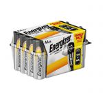 image produit Piles Alcalines Energizer Power AA/LR6, pack de 24 Value Box