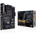 image produit ASUS TUF Gaming B450-PLUS II AMD B450 Emplacement AM4 ATX - livrable en France