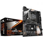 image produit Gigabyte B450 AORUS Elite V2 AMD B450 Emplacement AM4 ATX