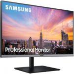 """image produit SAMSUNG S27R650FDU Ecran PC, Dalle IPS 27"""", Résolution FHD (1920 x 1080), 75 Hz, 5ms, AMD Freesync, Noir - livrable en France"""