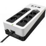 image produit Onduleur Eaton 3S 550 FR - Off-line UPS - 3S550F - 550VA (6 prises FR) Noir/Blanc