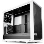 image produit Fractal Design Meshify S2- Mid Tower Boite d'ordinateur- Flux d'air- 3X Ventilateurs Inclus Included - intérieur modulaire - Prêt pour Le Refroidissement à l'eau- USB Type C- White TG - livrable en France