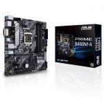 image produit ASUS PRIME B460M-A Carte mère Intel B460 LGA 1200 micro ATX (2xM.2, DDR4 2933MHz, HDMI, DisplayPort, USB 3.2 Gen 1, Intel Optane, SATA 6 Gbps, connecteurs RGB) - livrable en France