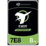 """image produit Seagate Exos 7E8, 8 To, Disque dur interne d'entreprise HDD, SATA, 3.5"""" (ST8000NM000A) - livrable en France"""