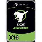 """image produit Seagate Exos X16, 12 To, Disque dur interne d'entreprise HDD, SATA, 3.5"""", SATA 6 Go/s (ST12000NM001G) - livrable en France"""