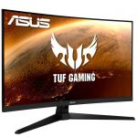 "image produit ASUS TUF Gaming VG32VQ1BR - Ecran PC Gamer 31,5"" WQHD - Dalle VA incurvée 1500R - 16:9 - 165Hz - 1ms - 2560x1440 - 250cd/m² - Display Port & 2x HDMI - Haut-parleurs - FreeSync Premium - ELMB - HDR 10 - livrable en France"