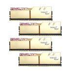 image produit DDR4 G.Skill Trident Z Royal Or - 64 Go (4 x 16 Go) 3200 MHz - CAS 14