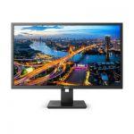 image produit Philips Moniteur 325B1L 80cm (32pouces) (HDMI, DisplayPort, hub USB, temps de réponse de 4ms, 2560x1440px, 75Hz, FreeSync, pivot) noir - livrable en France