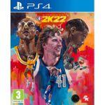 image produit NBA 2K22 Edition 75ème Anniversaire (Playstation 4)