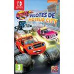 image produit Jeu Blaze et les Monster Machines : Pilotes de Moteur City sur Nintendo Switch