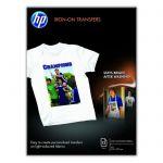 image produit HP Papier transfers - 12 feuilles - A4 - 210 x 297 mm