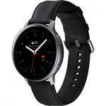 image produit Samsung - Montre Galaxy Watch Active 2 4G - Acier 44 mm - Argent Glacier - Version Française