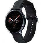 image produit Samsung - Montre Galaxy Watch Active 2 4G - Acier 44 mm - Noir Carbone - Version Française