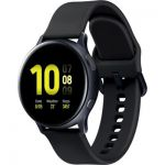 image produit Samsung - Montre Galaxy Watch Active 2 Bluetooth - Aluminium 40 mm - Noir Carbone - Version Française
