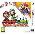 image produit Mario & Luigi Paper Jam Bros Jeu 3DS