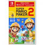 image produit Jeu Super Mario Maker 2 - édition limitée sur Nintendo Switch - livrable en France