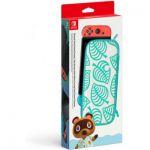 image produit Pochette de transport Edition Animal Crossing : New Horizons et protection d'écran Nintendo Switch