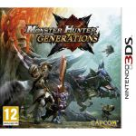 image produit Jeu Monster Hunter Generations sur Nintendo 3DS