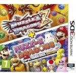 image produit Puzzle & Dragons Z et Super Mario - Jeu Nintendo 3DS