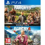 image produit Compilation Far Cry 4 + Far Cry 5