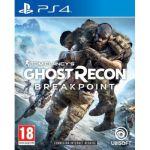 image produit Jeu Ubisoft Tom Clancy's Ghost Recon Breakpoint - PS4