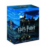 image produit Coffret Blu-Ray Harry Potter - l'Intégrale des 8 Films - Le monde des Sorciers de J.K. Rowling