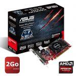 image produit Carte graphique ASUS R7240-2GD3-L Radeon R7 240 2 GB GDDR3  - livrable en France