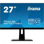 image produit Ecran PC - IIYAMA ProLite B2791HSU-B1 - 27- FHD - Dalle TN - 1ms - 75Hz - VGA/DisplayPort/HDMI