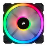 image produit Corsair ventilateur LL140 RGB LED PWM pack individuel - livrable en France