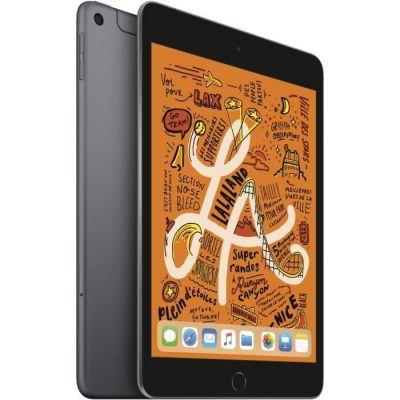 image Apple iPad mini 5 Wi-Fi + Cellular (256 Go) - Gris sidéral (2019)