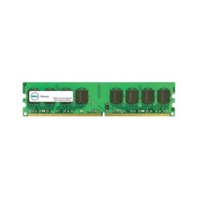 image Dell - DDR4-8 Go - DIMM 288 Broches - 2666 MHz / PC4-21300 - 1.2 V - mémoire sans Tampon - ECC - Mise à Niveau - pour PowerEdge T30, Precision 34XX, 3630, 3930, PowerEdge R230, R240, R340, T140, T3