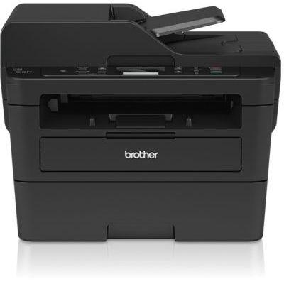 image Brother DCP-L2550DN Imprimante multifonction Laser 3 en 1 | Monochrome | A4 | Recto-verso | Numérisation couleur | Connexion Ethernet