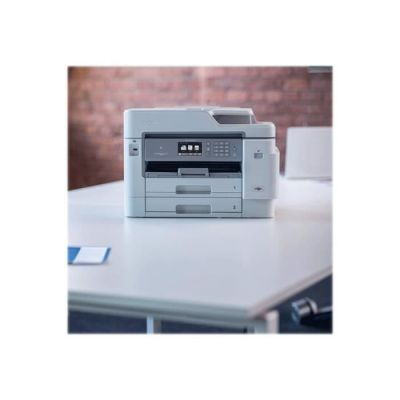 image Brother MFC-J5945DW Imprimante Pro Multifonction 4 en 1 | Jet d'Encre | Impression A3 | NFC | Ethernet & Wi-Fi