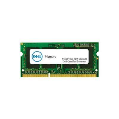 image Dell SODIMM 4GB 1600 1RX8 4G DDR3L LV