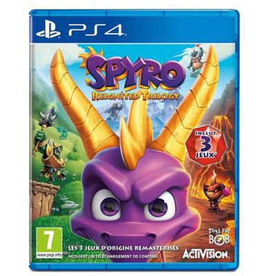 image Spyro Reignited Trilogy (PS4)