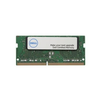 image Dell 8GB 1Rx8 DDR4 SODIMM 2400MHz