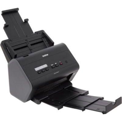 image Brother ADS-2400N Scanner Bureautique - Couleur - A4 - Scan en une Seule Touche vers PC et Clé USB - Ethernet