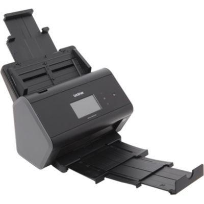 image Brother ADS-2800W Scanner Bureautique |A4 | Recto-Verso | 40 ppm | Ecran Couleur Tactile | Scan to USB | Ethernet et Wi-Fi