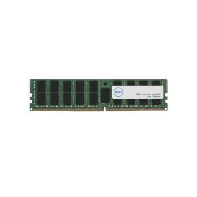 image Dell - DDR4-16 Go - DIMM 288 Broches - 2400 MHz / PC4-19200 - 1.2 V - mémoire sans Tampon - ECC - Mise à Niveau - pour PowerEdge T130, T30, Precision 3630, Precision Tower 3420, 3620, PowerEdge R23