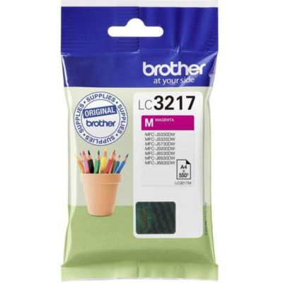 image Brother LC3217M | Brother original cartouche d'encre | Magenta