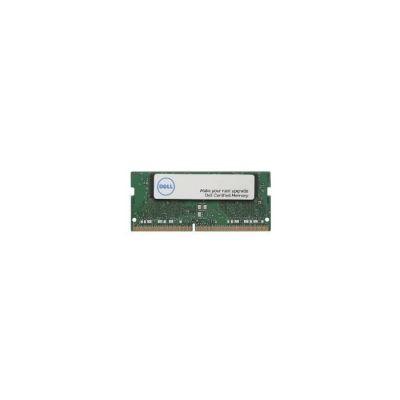 image Dell - DDR4-4 Go - So DIMM 260 Broches - 2666 MHz / PC4-21300 - 1.2 V - mémoire sans Tampon - Non ECC - Mise à Niveau