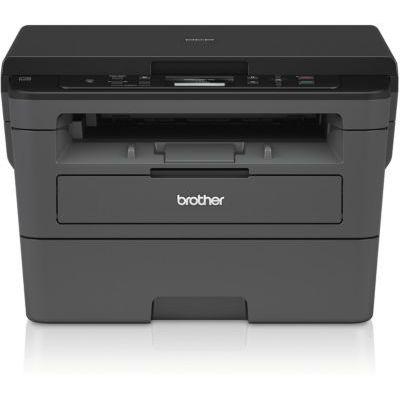 image Brother DCP-L2510D Imprimante Multifonction 3 en 1 Laser - Monochrome - A4 - Impression Recto-verso, Numérisation, Copie - sans Wi-Fi