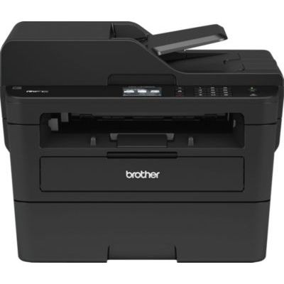 image Brother MFC-L2730DW Imprimante Multifonction 4 en 1 Laser | Monochrome | A4 | PCL6 | Impression Recto-Verso | Wi-Fi