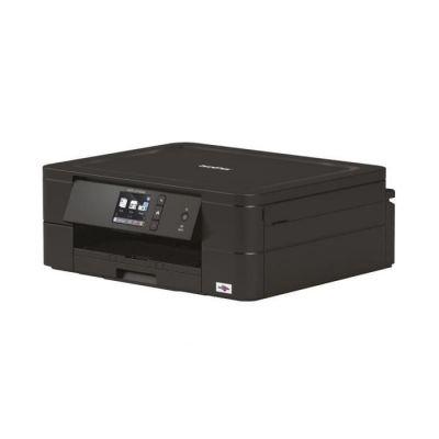 image Brother DCP-J772DW Imprimante Multifonction 3 en 1 - Jet d'Encre- A4 - WIFI - Impression Recto-verso Automatique - Airprint