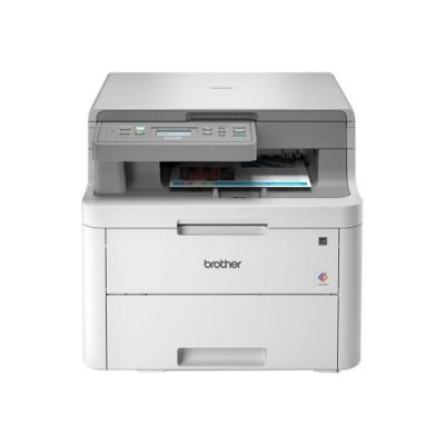 image BROTHER Imprimante LED multifonction Brother DCP-L3510CDW - Couleur 18