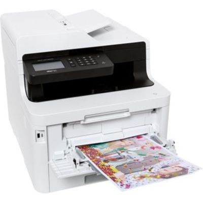 image Brother MFC-L3770CDW Imprimante Multifonctions 4 en 1 Laser | Couleur | Silencieuse 47db | NFC | Recto-Verso | Wi-Fi